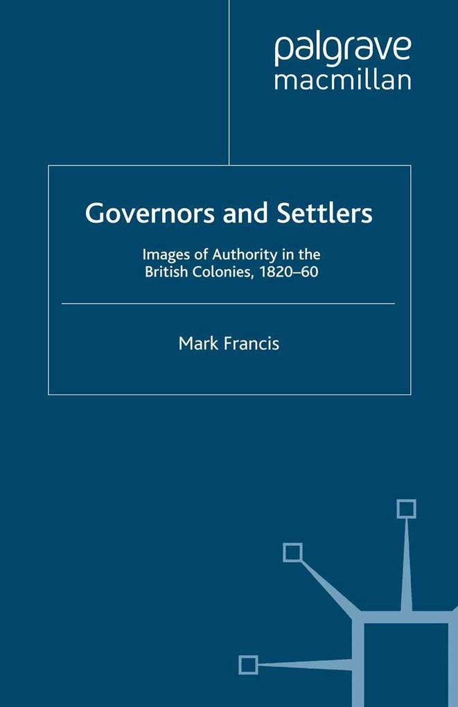 Governors and Settlers als eBook Download von M...