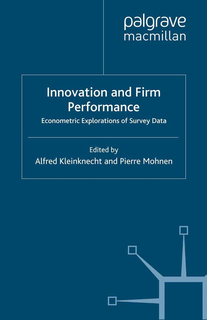 Innovation and Firm Performance als eBook Downl...