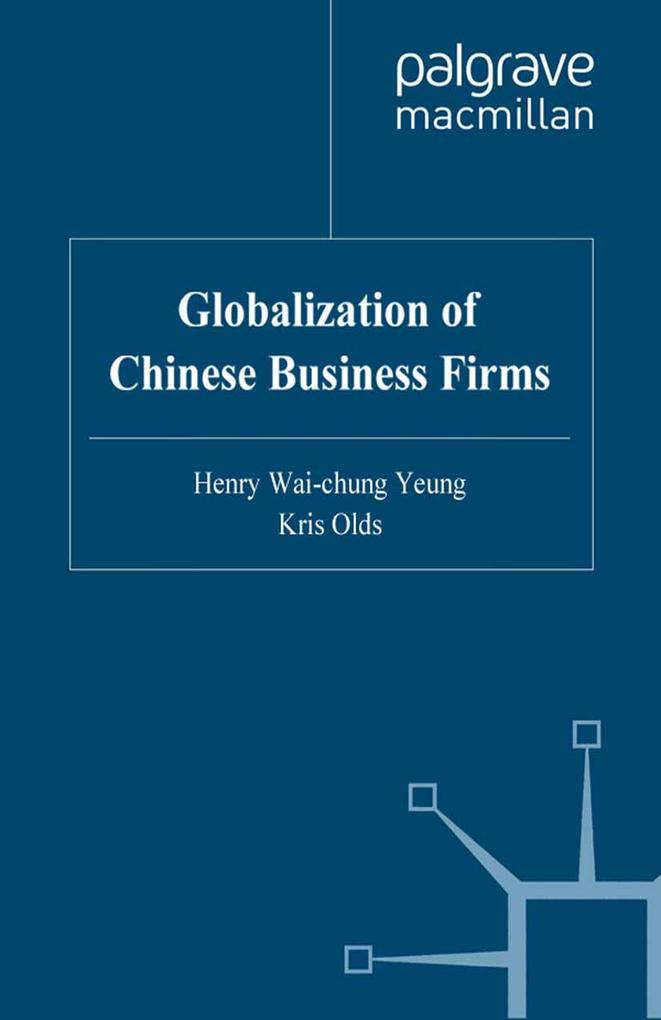 Globalisation of Chinese Business Firms als eBo...