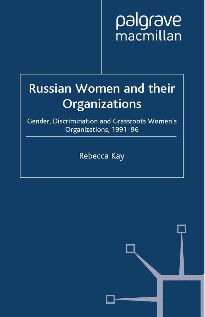 Russian Women and their Organizations als eBook...