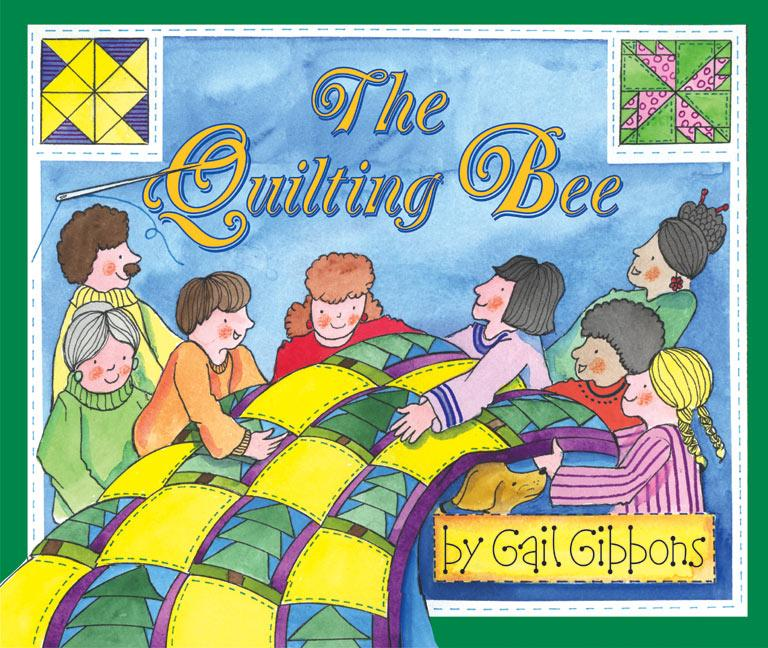 The Quilting Bee als Buch