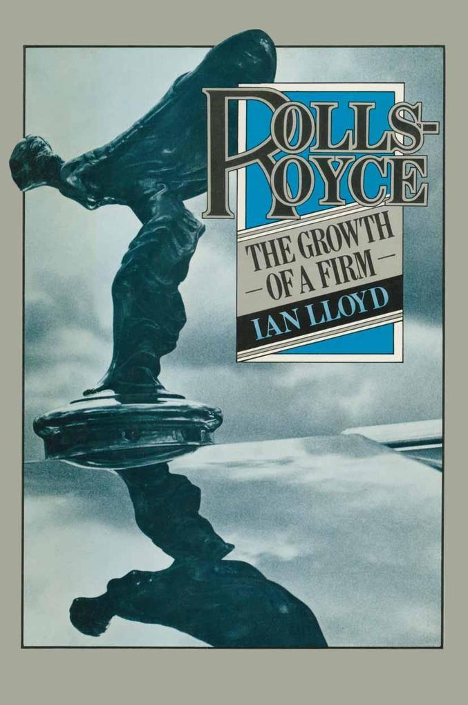 Rolls-Royce als eBook Download von I. Lloyd