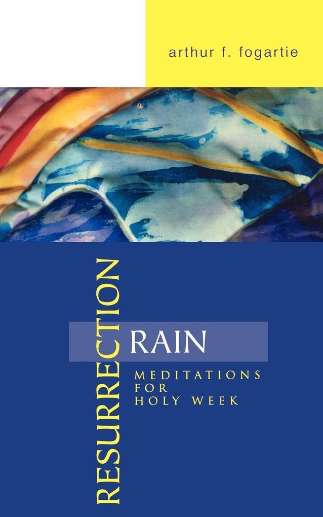 Resurrection Rain als Taschenbuch