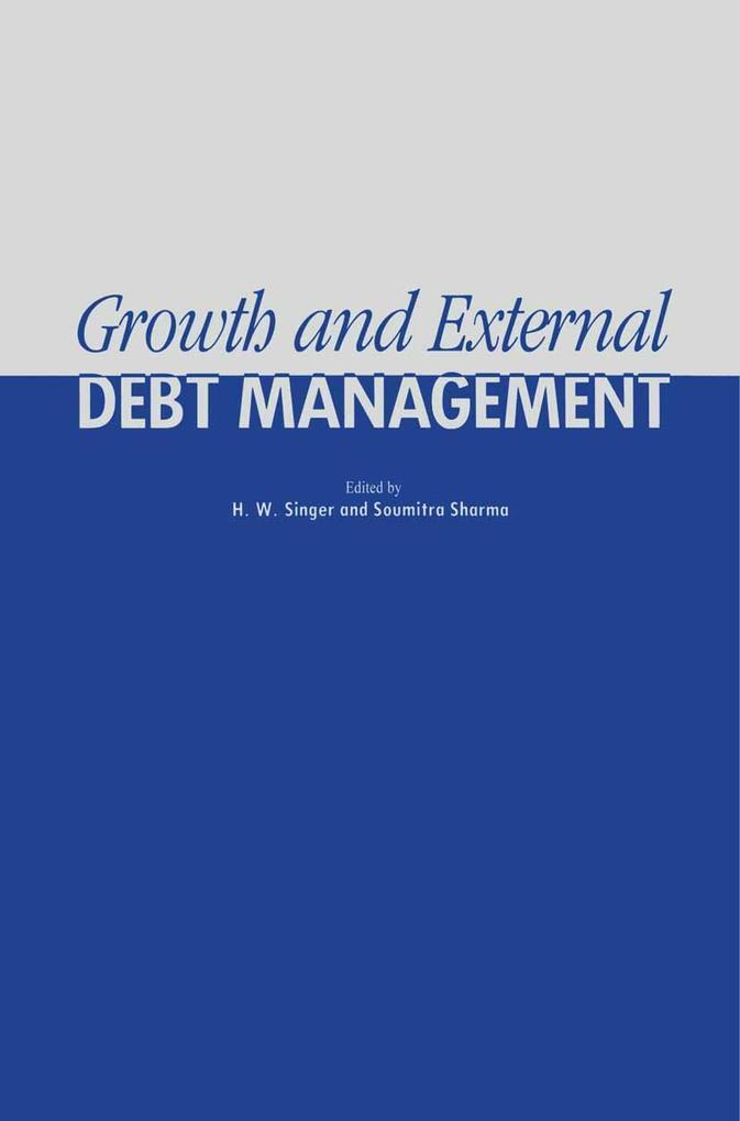 Growth and External Debt Management als eBook D...