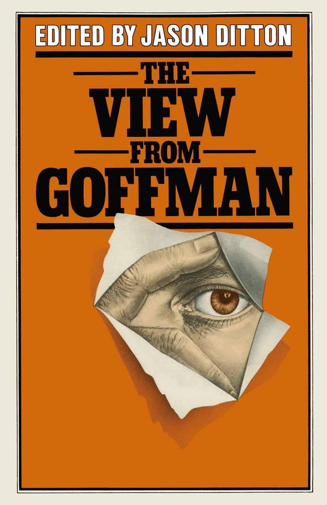 View from Goffman als eBook Download von