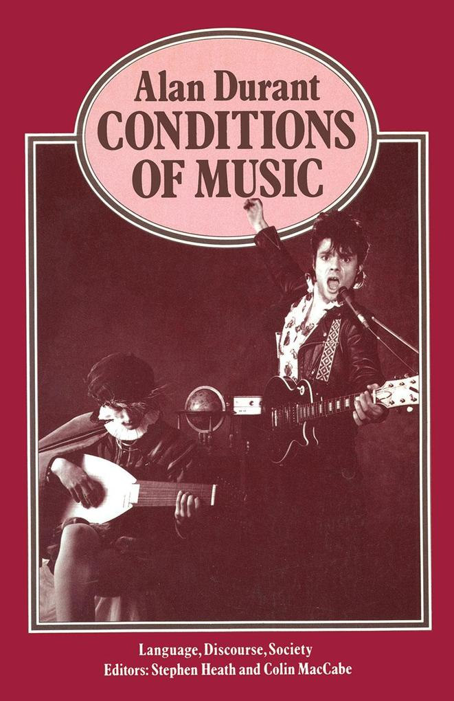 Conditions of Music als eBook Download von Alan...