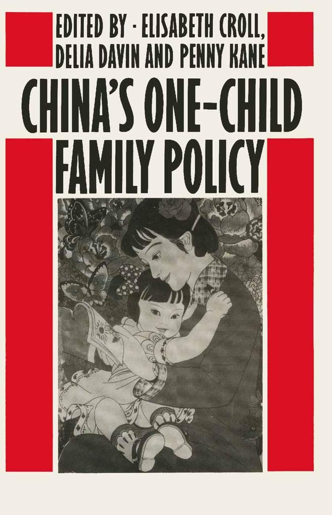 China´s One-Child Family Policy als eBook Downl...