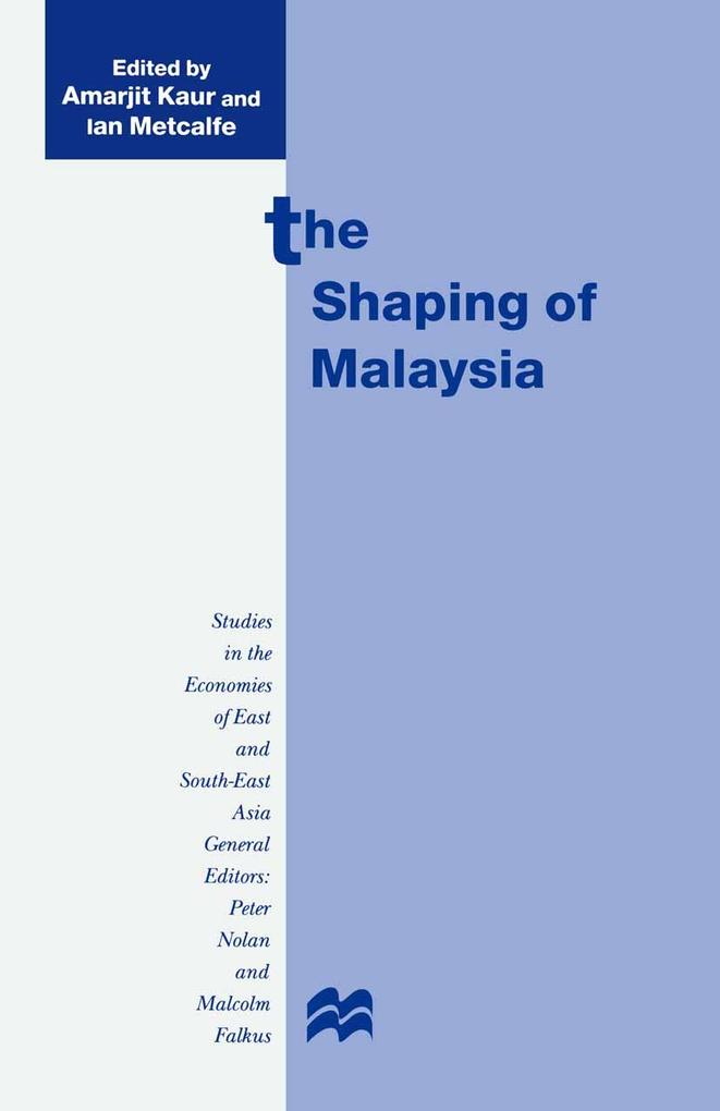 Shaping of Malaysia als eBook Download von