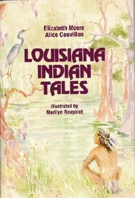Louisiana Indian Tales als Buch