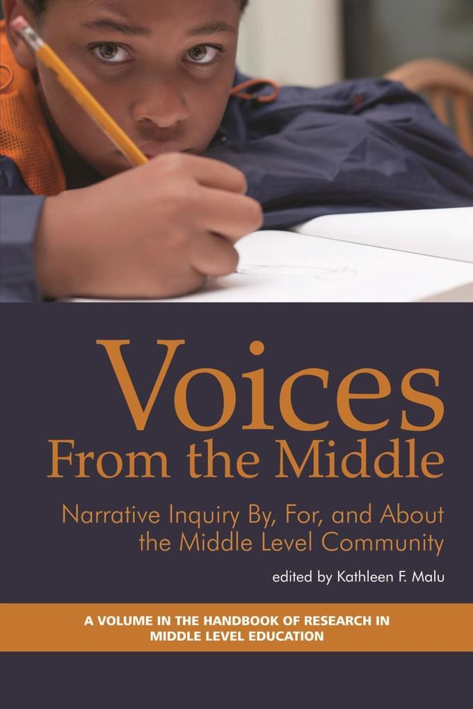 Voices from the Middle als eBook Download von