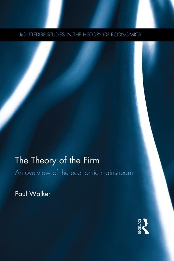 Theory of the Firm als eBook Download von Paul ...