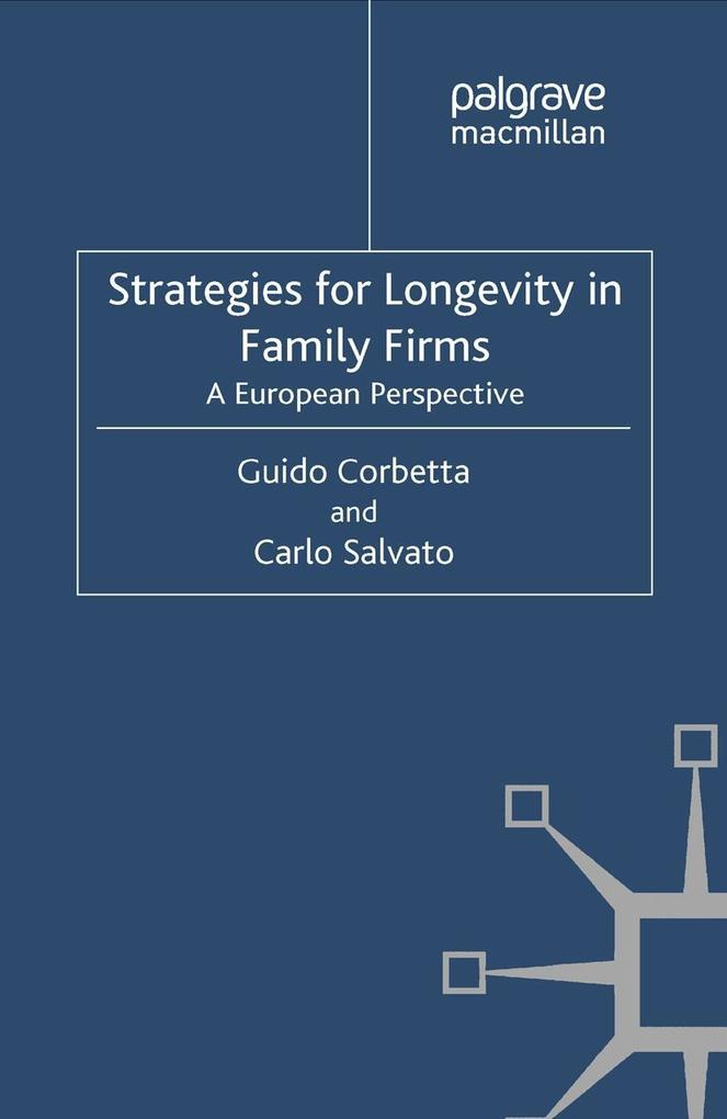 Strategies for Longevity in Family Firms als eB...