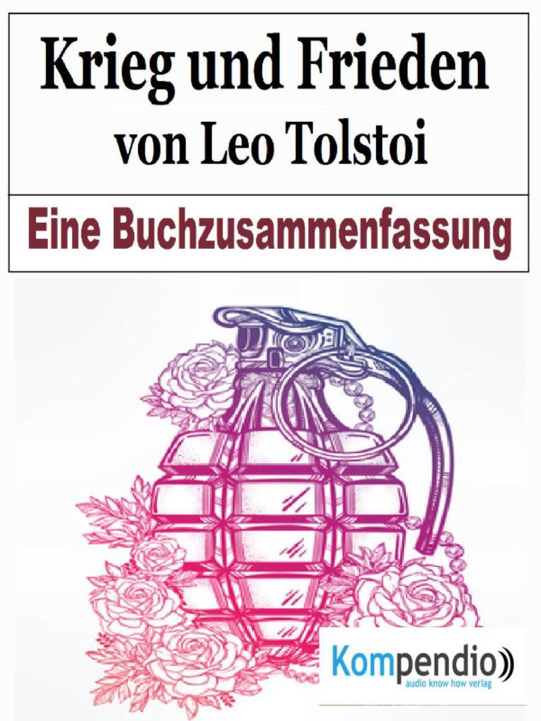 Krieg und Frieden von Leo N. Tolstoi als eBook