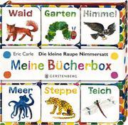 Die kleine Raupe Nimmersatt - Meine Bücherbox