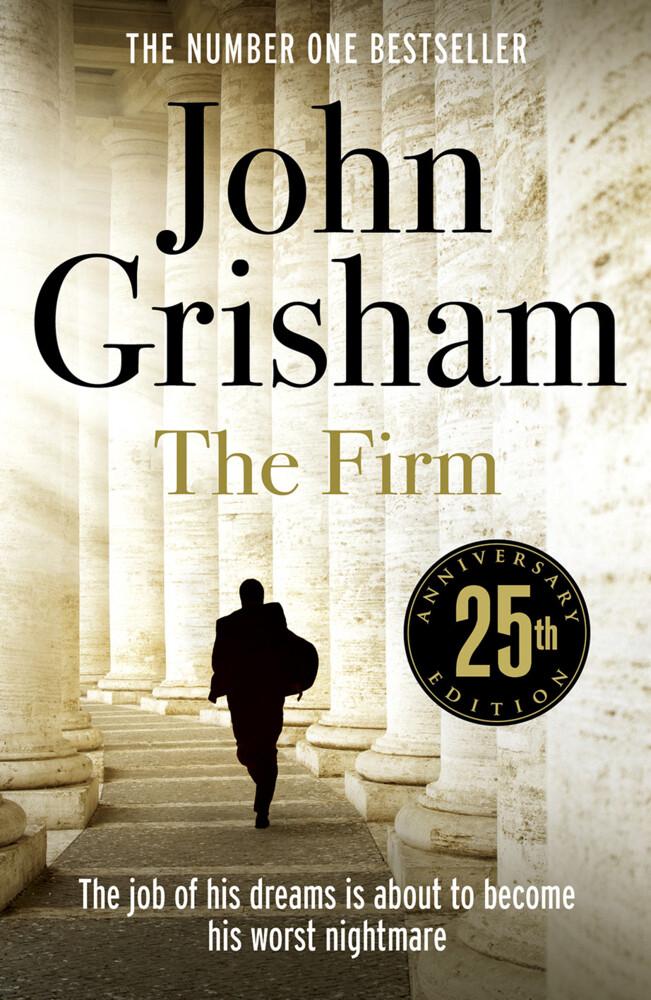 The Firm als Taschenbuch von John Grisham