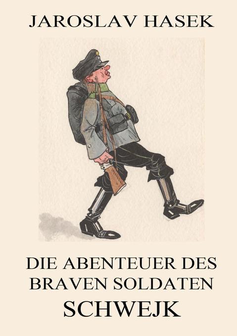 Die Abenteuer des braven Soldaten Schwejk als Buch