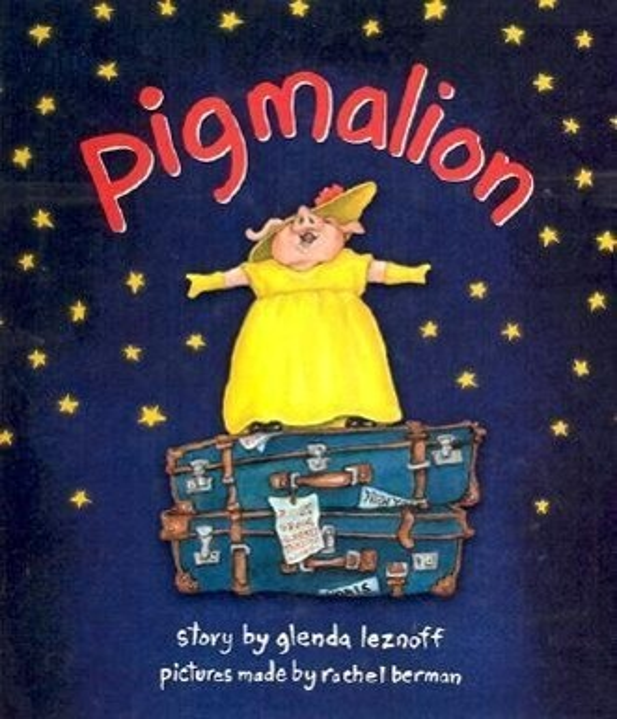 Pigmalion als Buch