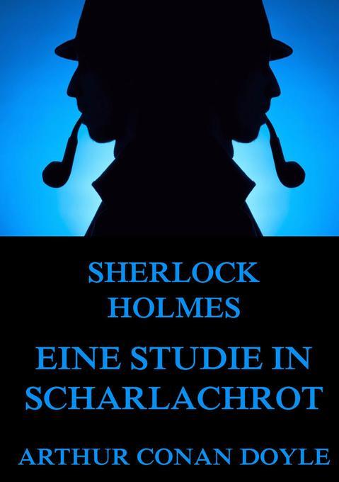 Eine Studie in Scharlachrot als Buch
