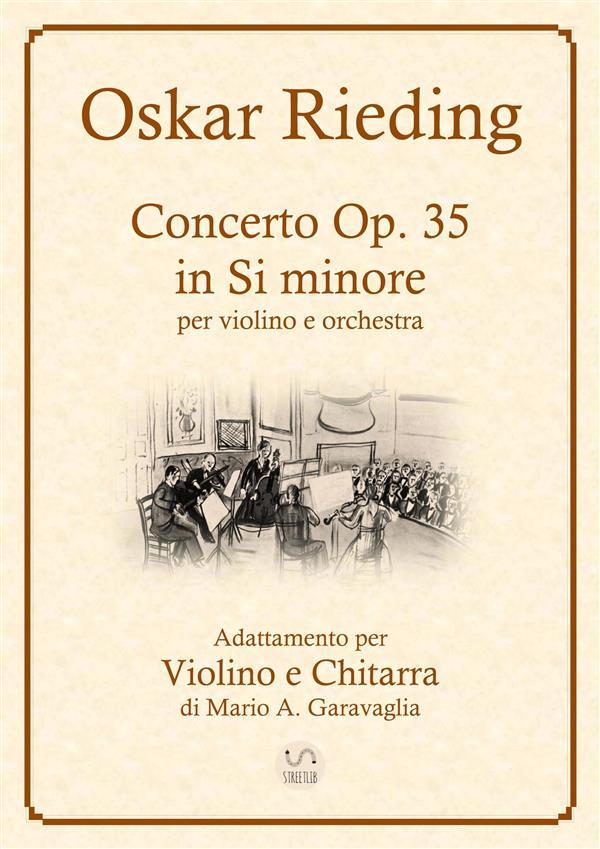 Oskar Rieding - Concerto per violino e orchestr...
