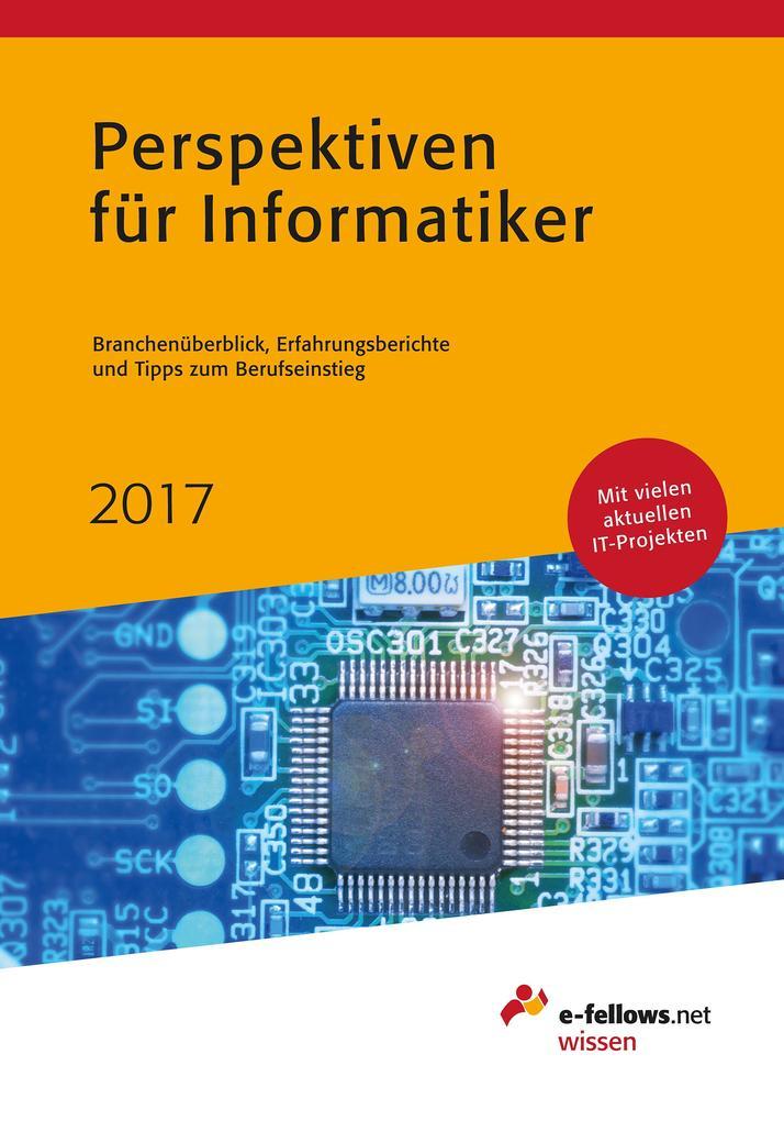Perspektiven für Informatiker 2017 als eBook Do...