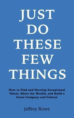 Just Do These Few Things als eBook Download von...