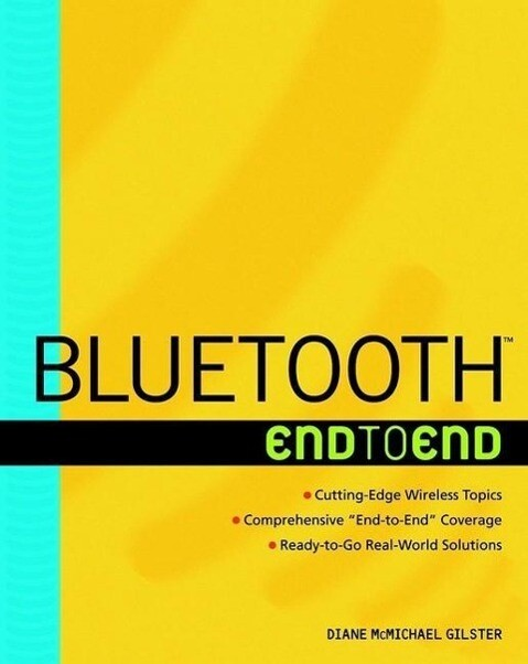 Bluetooth End to End als Buch