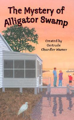 The Mystery of Alligator Swamp als Buch