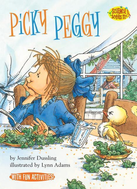 Picky Peggy als Taschenbuch