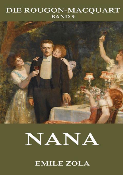 Nana als Buch