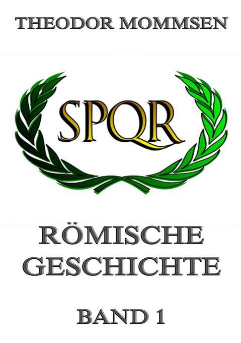 Römische Geschichte, Band 1 als Buch