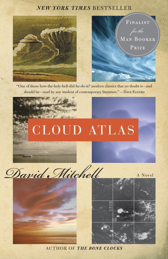 Cloud Atlas als Taschenbuch