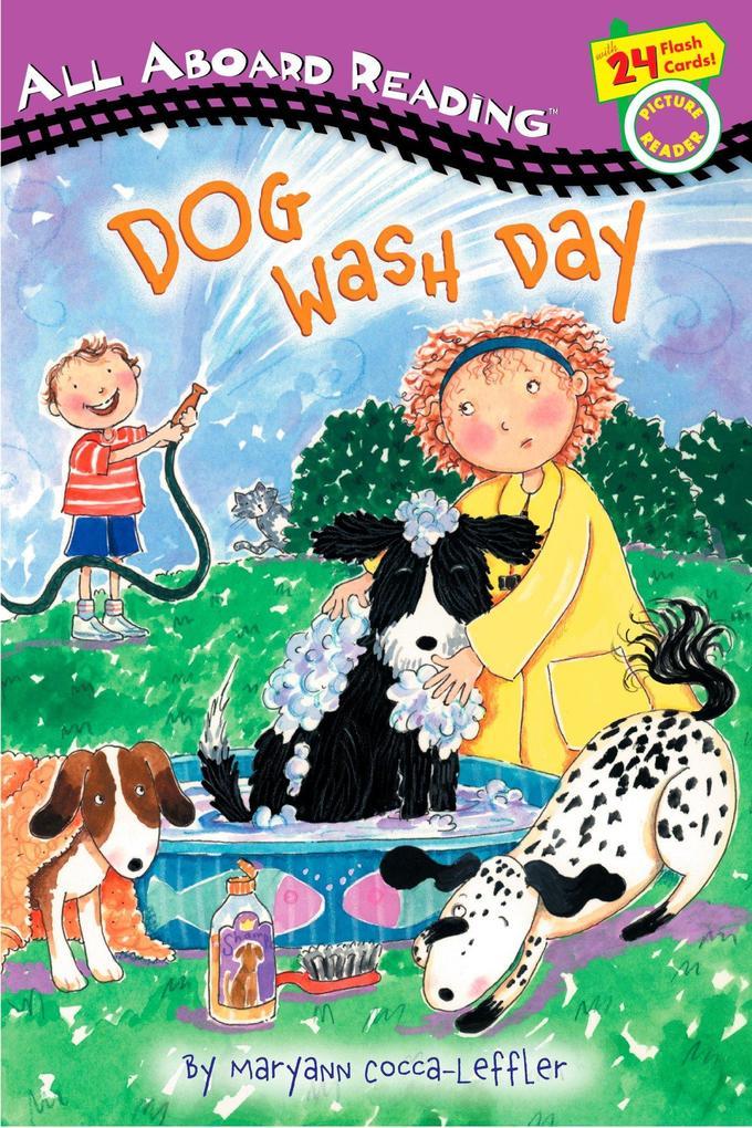 Dog Wash Day: All Aboard Picture Reader als Taschenbuch