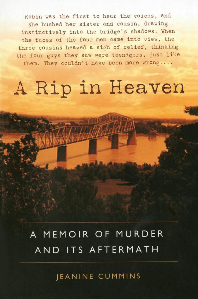 A Rip in Heaven: A Memoir of Murder and Its Aftermath als Taschenbuch