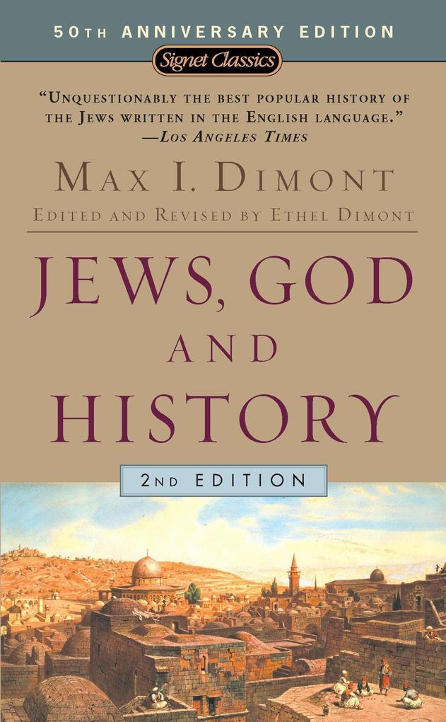 Jews, God, and History (50th Anniversary Edition) als Taschenbuch