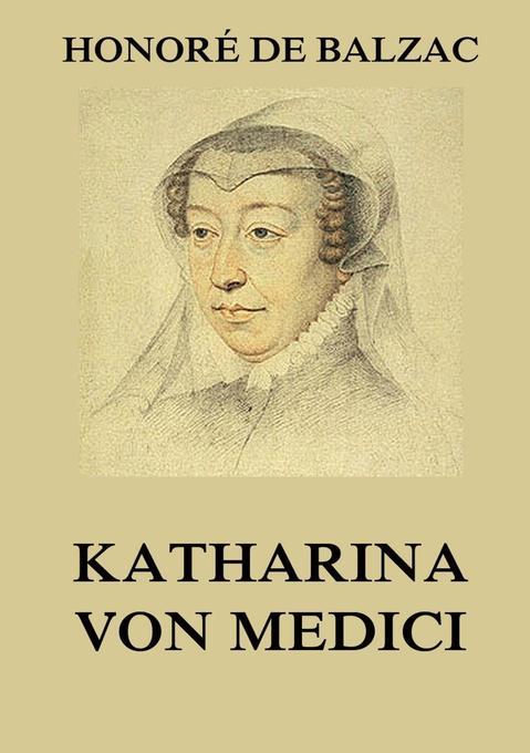 Katharina von Medici als Buch