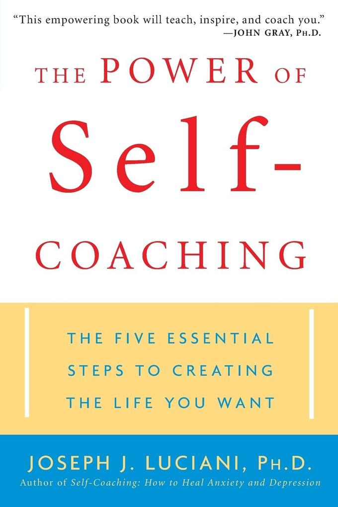 The Power of Self-Coaching als Taschenbuch