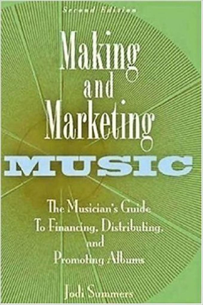 Making and Marketing Music als eBook Download v...
