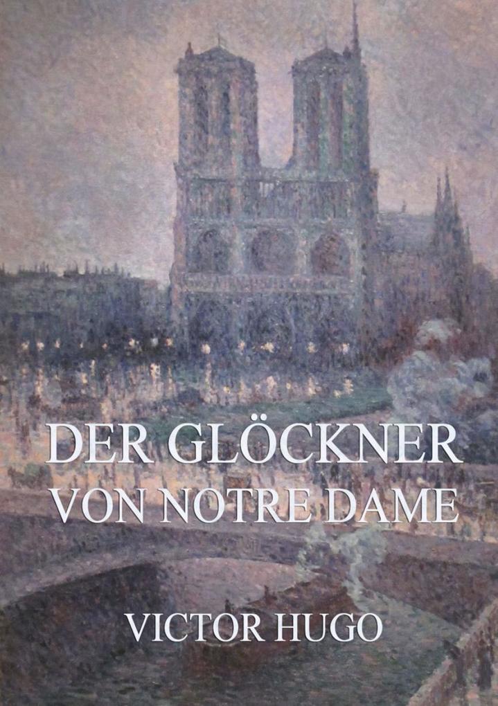 Der Glöckner von Notre Dame als Buch