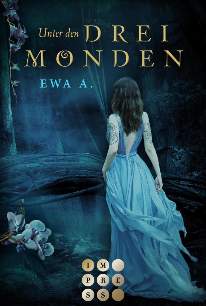 Unter den drei Monden (Die Monde-Saga 1) als eBook