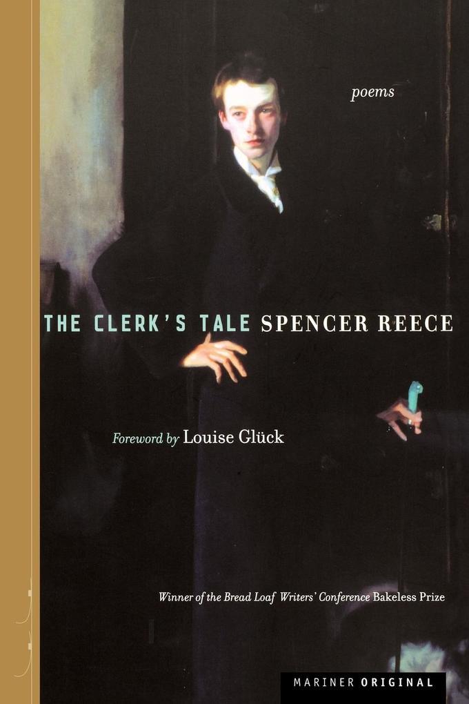 The Clerk's Tale als Taschenbuch