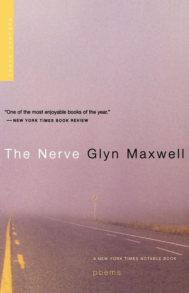 The Nerve: Poems als Taschenbuch