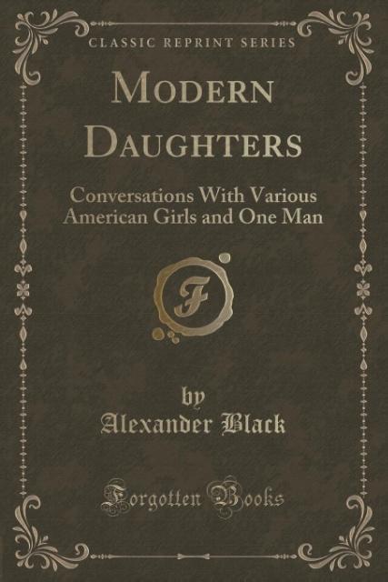 Modern Daughters als Taschenbuch von Alexander ...