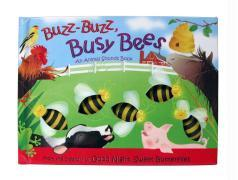 Buzz-Buzz, Busy Bees: An Animal Sounds Book als Buch
