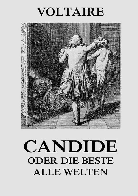 Candide oder die Beste aller Welten als Buch