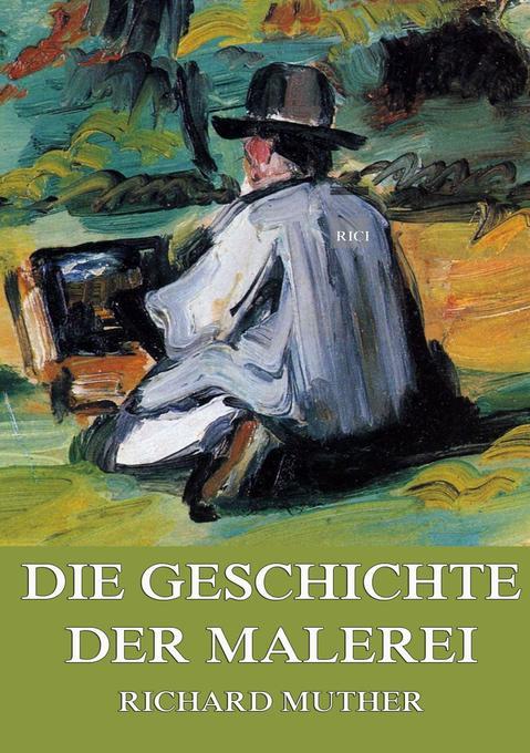 Die Geschichte der Malerei als Buch