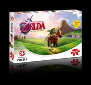 Puzzle The Legend of Zelda Ocarina of Time 1000 Teile