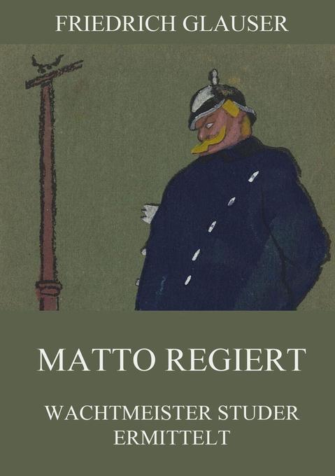 Matto regiert als Buch