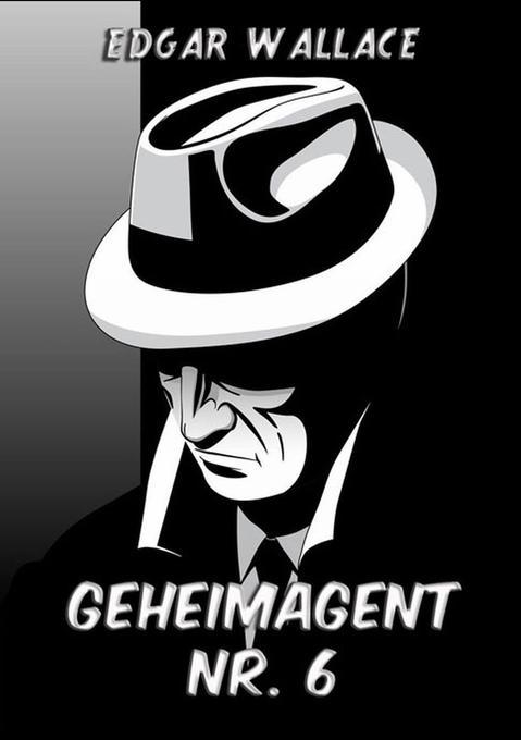 Geheimagent Nr. 6 als Buch