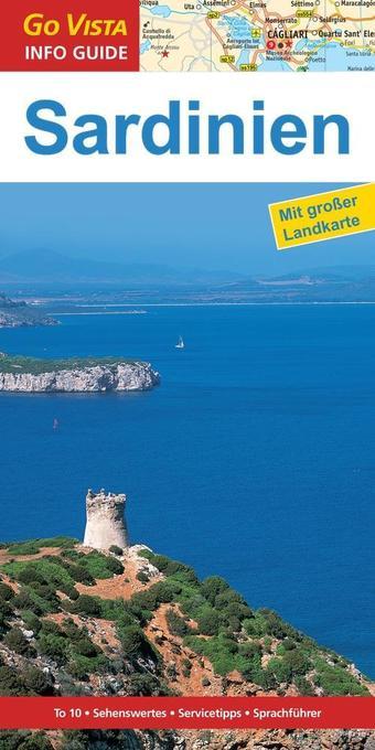 GO VISTA Info Guide: Reiseführer Sardinien als Mängelexemplar