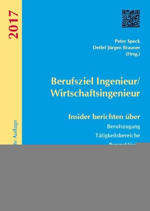 Berufsziel Ingenieur/Wirtschaftsingenieur als B...